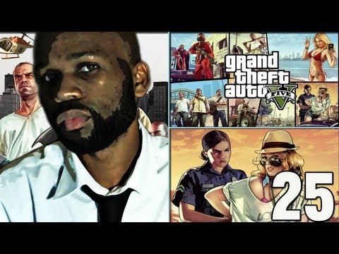 Grand Theft Auto 5 Gameplay Walkthrough Part 25 - TREVOR SMOKES CRACK