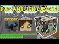 Minecraft: PAT   JEN CASTLE HUNGER GAMES - Lucky Block Mod - Modded Mini-Game