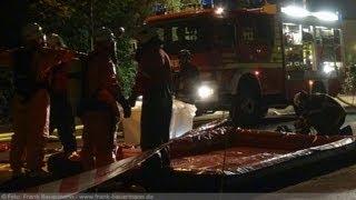 NRWspot.de | Herdecke – Chemieunfall in Herdecke – Großaufgebot der Feuerwehr im Einsatz