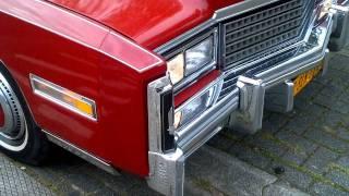 1978 Cadillac Eldorado Biarritz, Holland