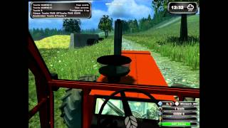 Farming Simulator 2011 Mod Demonstration: Fiat 130-90