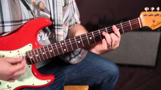"""""""How Deep Is Your Love"""" Lesson By The Bee Gees Guitar"""