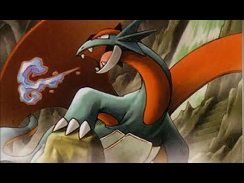 Salamence - Pokémon - YouTube