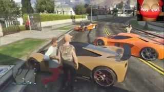 GTA 5 Online LIVE DO GLITCH C/ Amigos E Youtubers