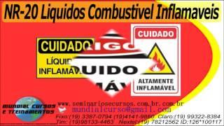 Cursos NR 20 L�quidos combust�veis e inflam�veis   - youtube
