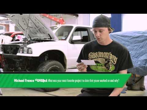 Gas Monkey Garage - Meet The Monkeys - Keenan