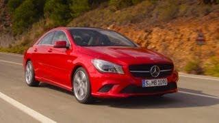 All-New ? Mercedes-Benz CLA - Driving, Interior & Design videos