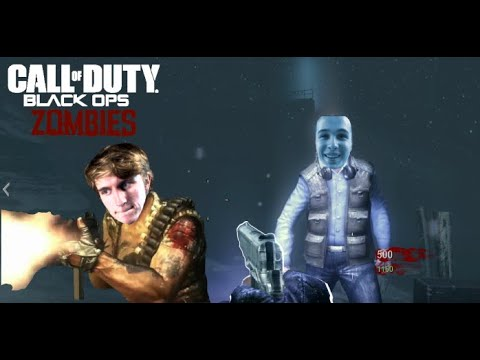 Funny Zombies Game Play - (Black Ops)
