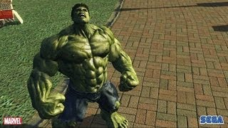 Incredible HULK Movie PART 1