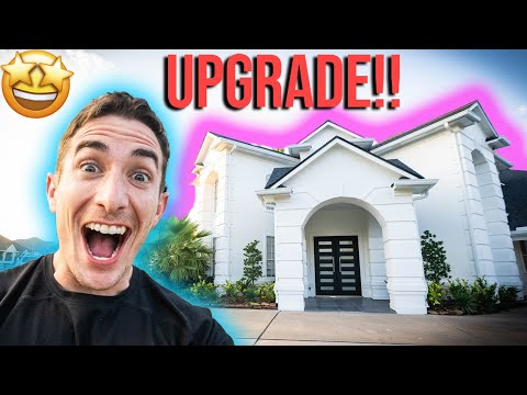 CRAZY NEW HOUSE UPGRADE!!!