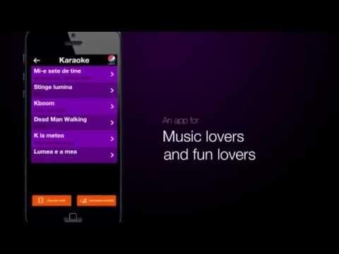 Cat Music Karaoke - Mobile App