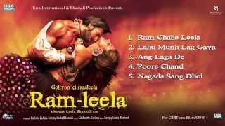 Goliyon Ki Raasleela Ram-leela Jukebox 1 (Full Songs