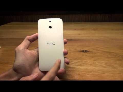 Trên tay HTC One (E8) chính hãng