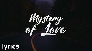 Sufjan Stevens - Mystery Of Love // lyrics (Call Me By Your Name Soundtrack)