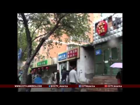 Terror Attack in Xinjiang Autonomous Region