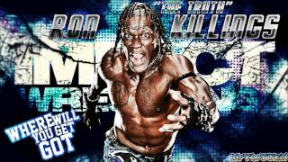 "(NEW) 2013: R-Truth 3rd TNA Theme Song ""Whats Up? V3"