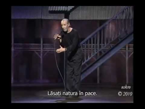 George Carlin - Save the Planet (Salvati Planeta) [RO SUB][uskro]