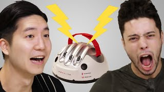 Lie Detector Challenge: Guys Give Compliments