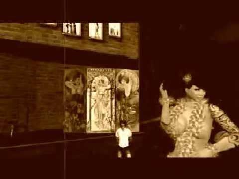 Retrolectro Visual XXXVa (Virtual Blues Hop Burlesque - Warp9 & Essex Groove - Shake Your Hips!)