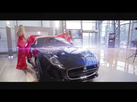 All NEW Jaguar F TYPE and Range Rover Sport presentation by Crystal Motors Azerbaijan