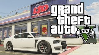 GTA V COMPLETE LIST Of ALL 19 Convenience Store
