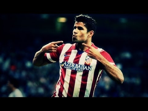 Diego Costa - Hunter - Athletico Madrid F.C | 2013/14 | HD