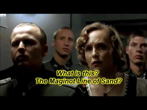 Oversubbing: Hitler Reacts to the South China Sea Decision