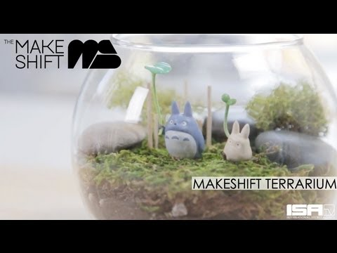 The MakeShift Season Finale - MakeShift Terrarium (100th ISAtv Release!)