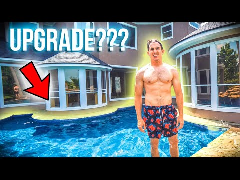 Should we do this INSANE home upgrade???