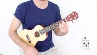 Cómo tocar 10 canciones con el ukelele con 3 acordes