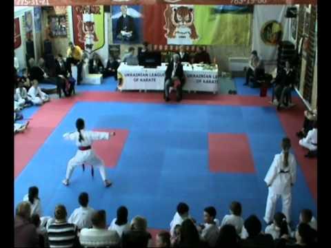 Кубок Дружбы по каратэ II этап. 18 апреля 2015 года. Одесса.