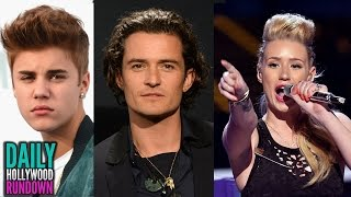 Justin Bieber Fights W/ Orlando Bloom Over Miranda Kerr