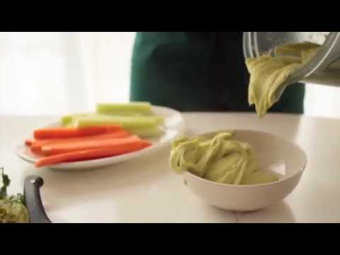 Lime & Coriander Hummus w/ Tips from Michel Yammine - The Amsterdam Kitchen