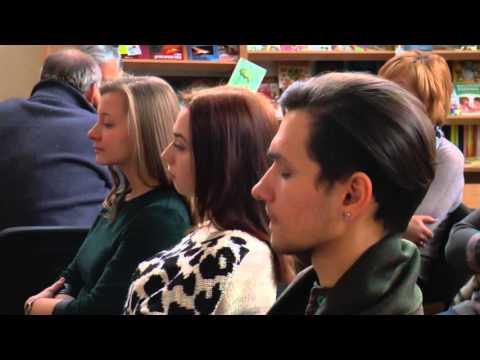 Бібліотеки єднають Україну, 21.01.2016 р.