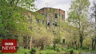 New York's abandoned island - BBC News