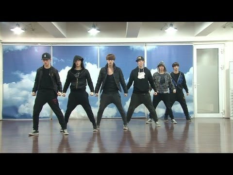 "EXO-K - History, Dance practice video for EXO-K's ""History""."