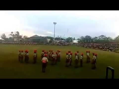 16th National Jamboree Fancy Drill by Dadiangas West Central Elem School