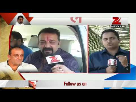 Sanjay Dutt talks exclusively to Zee Media