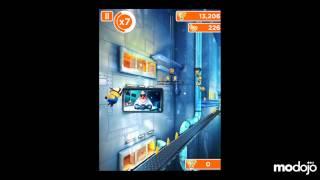 Soluce Moi, Moche et Méchant : Minion Rush sur iPhone et Android, niveau 4 part 2
