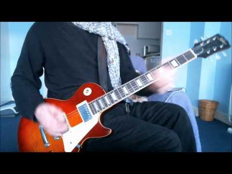 Rush - Bastille Day - Guitar Cover