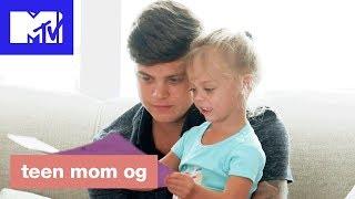 'Nova's Gift to Tyler' Deleted Scene | Teen Mom OG (Season 7) | MTV
