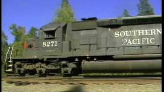 Southern Pacific's Shasta Division (DVD)