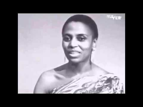 Miriam Makeba- They will always say _...NIGERS GET OUT OF HERE..._ so we have to stay put...