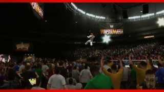 Shawn Michaels (Retro) WWE 2K14 Entrance And Finisher