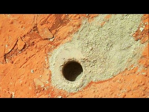 UNEXPLAINED Real NASA Footage of Lifeform on Mars | LIFE ON MARS PROOF