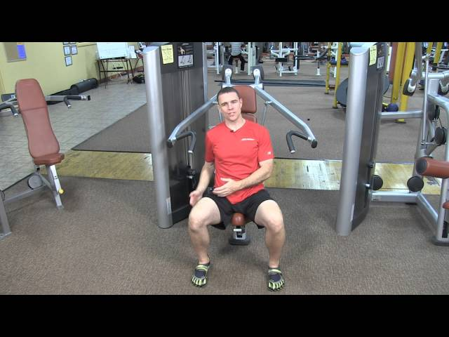 What Plane Is the Shoulder Press Moving? : Fitness & Exercise Tips