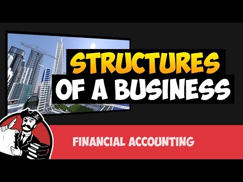 Structures of a Business (#2)