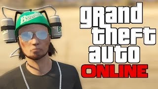 GTA 5 Online How To Get Hidden Beer Hats Glitch 100%