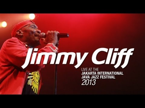 Jimmy Cliff Live at Java Jazz Festival 2013