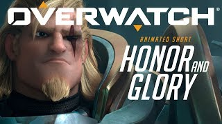 "Overwatch - Animációs rövidfilm: ""Honor and Glory"""